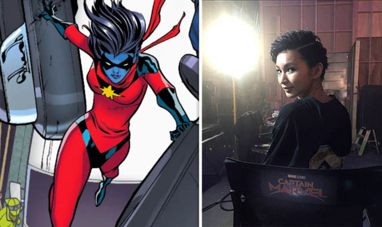 Captain Marvel Cast Who Is Gemma Chan Playing In Captain Marvel