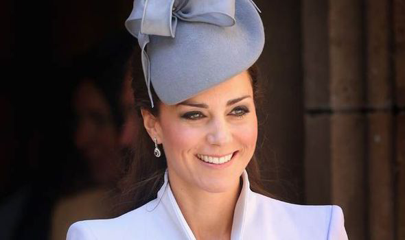 ceb4a8cc9e92 The Duchess of Cambridge always looks poised and elegant in her high heels