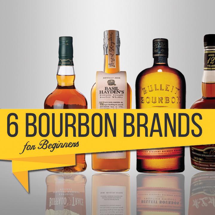 6 Bourbon Brands For The Beginning Bourbon Drinker