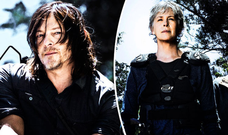 Is carol and daryl dating in real life
