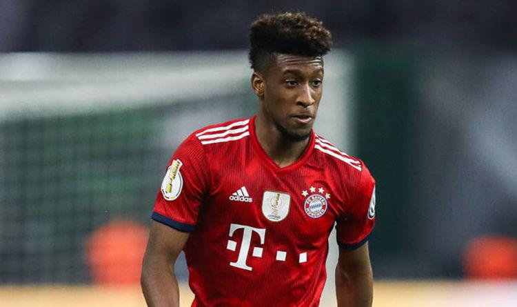 free shipping 13da0 e3090 Arsenal transfer news: Kingsley Coman drops hint over Bayern ...