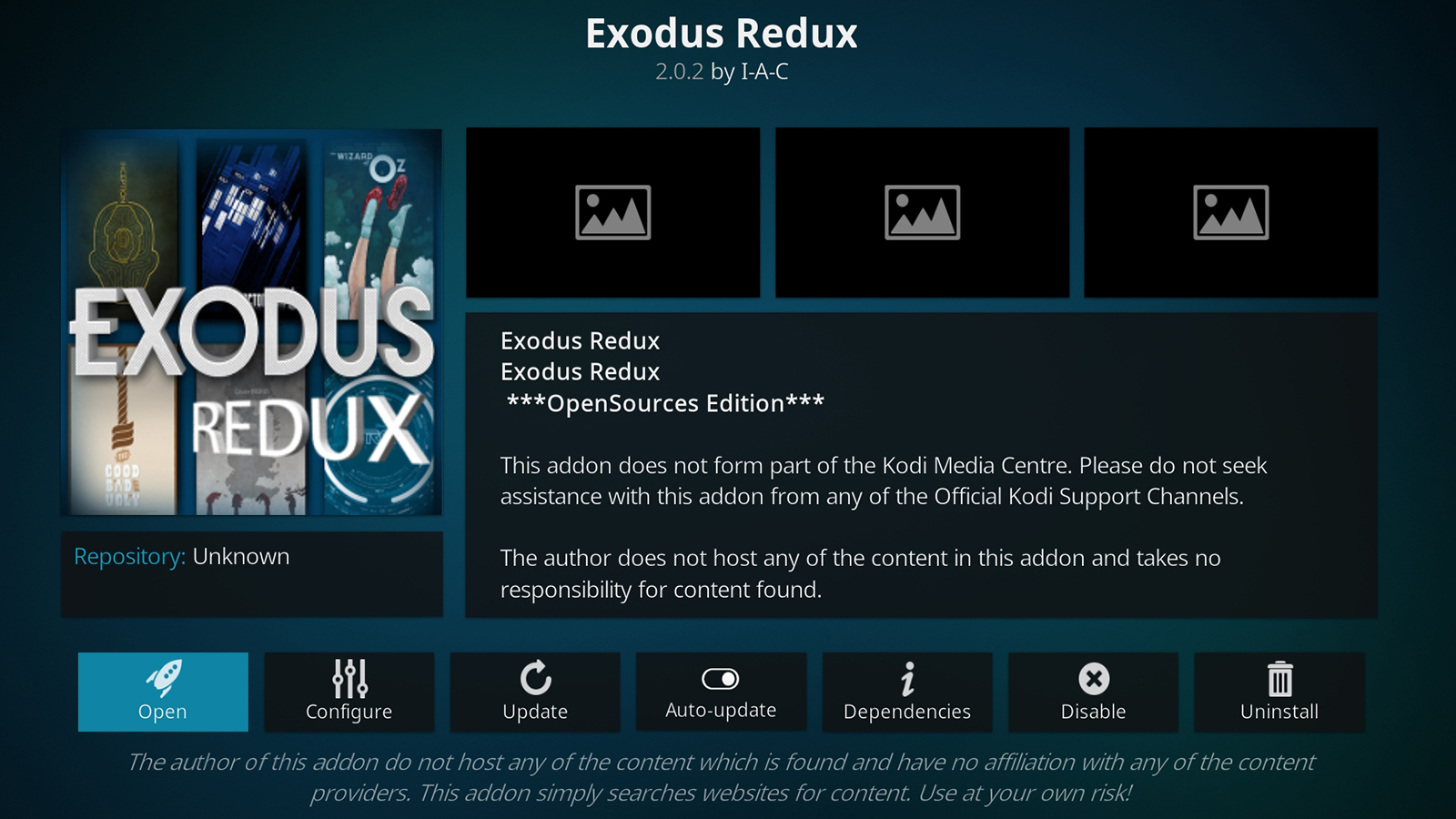 9 Steps to Install Exodus Redux on Kodi in 2019 - TechNadu