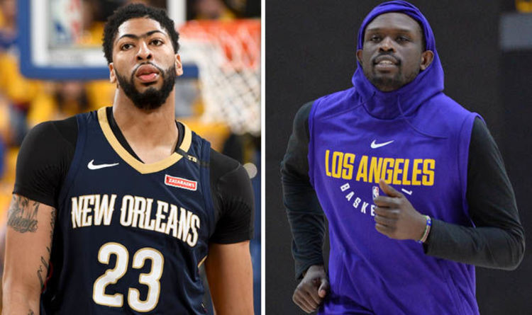 NBA trade news  Lakers surprise move 81245a86b