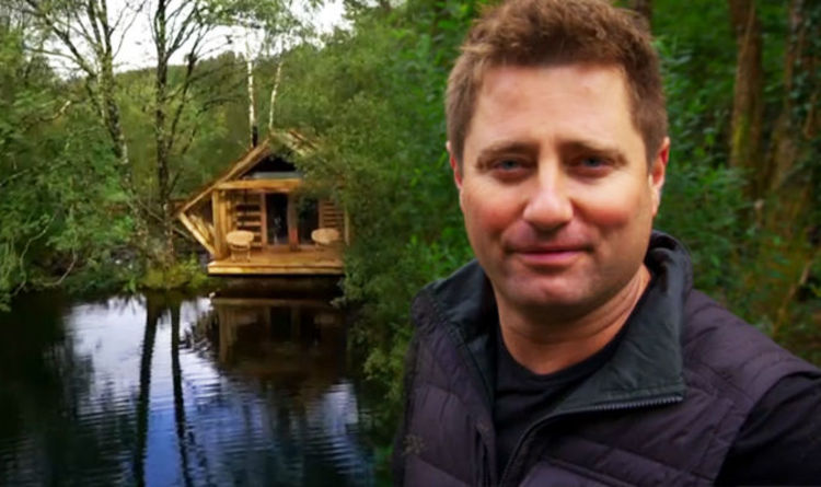George Clarke\'s Amazing Spaces: Presenter and team build home in 24 ...