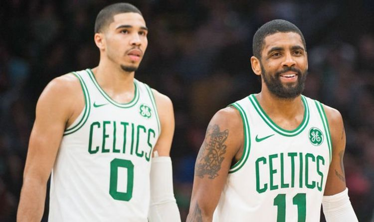 b3aa280f9d9 Kyrie Irving drops BIG free agency hint to Lakers