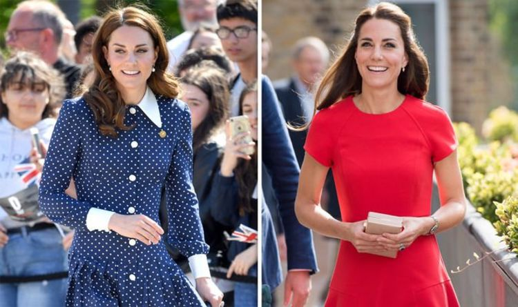 Kate Middleton takes fashion world BY STORM and beats top Instagram