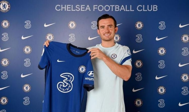 Ben Chilwell Shirt Number Options Available To New Chelsea Signing Football Sport Express Co Uk