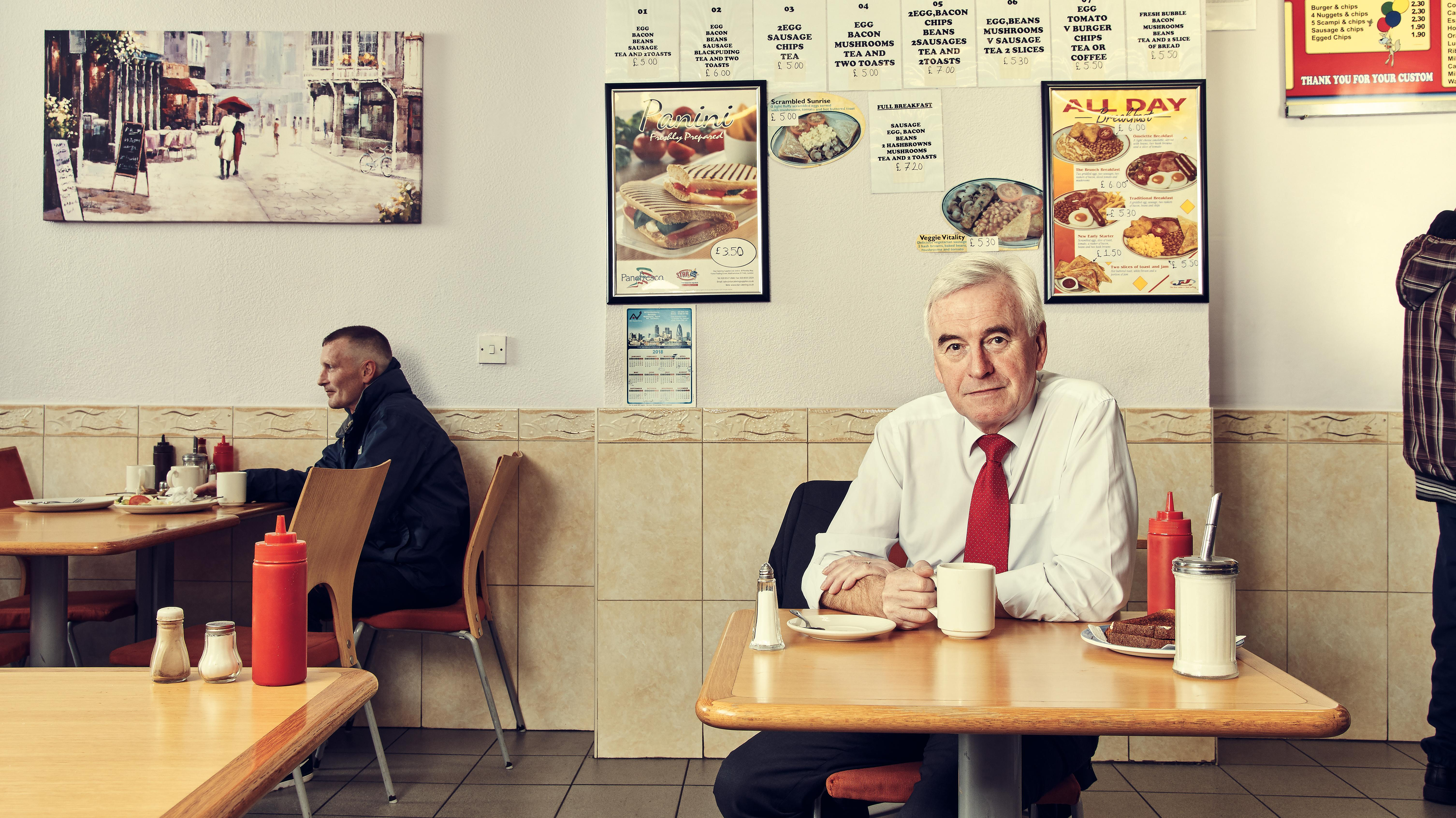 John McDonnell interview: why capitalism is on borrowed time   The