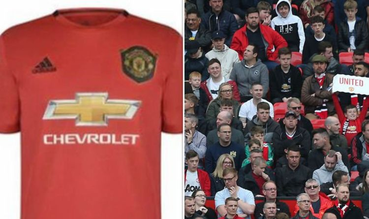 7f9fcbcb3be Man Utd kit leak: New shirt goes on sale in Sports Direct blunder - and fans  HATE IT