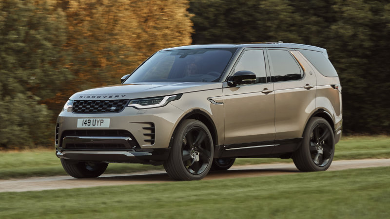 2021 Land Rover Discovery Gets Full Powertrain And Interior Freshening Autoblog