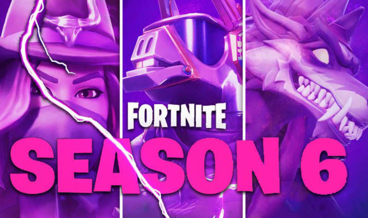 Fortnite Season 6 Leak New Skins And Huge Feature Revealed For Next