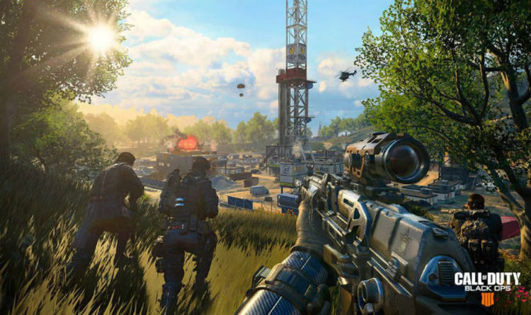 98b3a677 Black Ops 4 UPDATE: New Call of Duty patch notes confirm Zombies ...