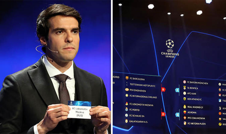 Champions League Group Stage Who Will Play Who In The Uefa 2018