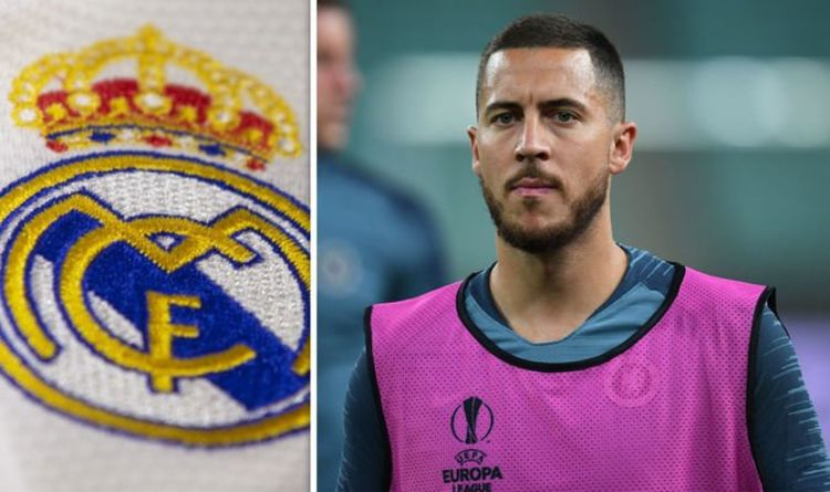 d90b28d80d2 Eden Hazard: Real Madrid set date to unveil Chelsea signing with deal agreed