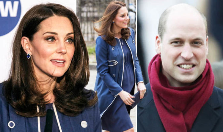 Kate Middleton Pregnant Duchess Reveals Prince William In Denial