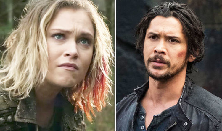 the 100 cast dating