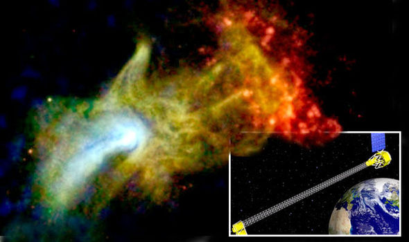 Afterlife NASA scientists discovered GOD Heaven pulsar