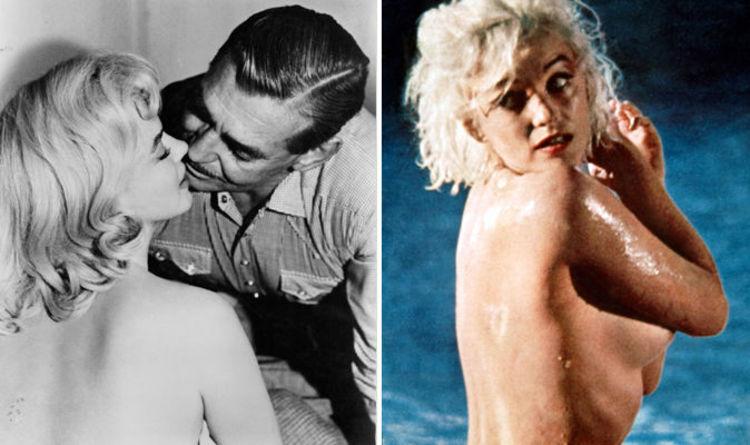 Revealed Tragic Marilyn Monroes Lost Nude Scene Uk News Express Co Uk