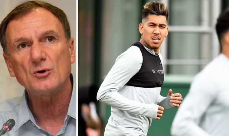 4ced1034 Roberto Firmino will NOT play vs Barcelona - Liverpool legend makes early  team news claim