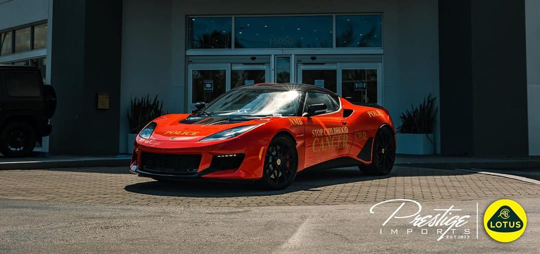 Prestige Imports Is Raising Awareness For Childhood And Ovarian Cancer