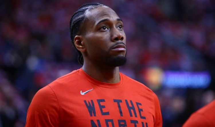 03223b185d8 Kawhi Leonard  Lakers sent devastating NBA free agency message on Raptors  star