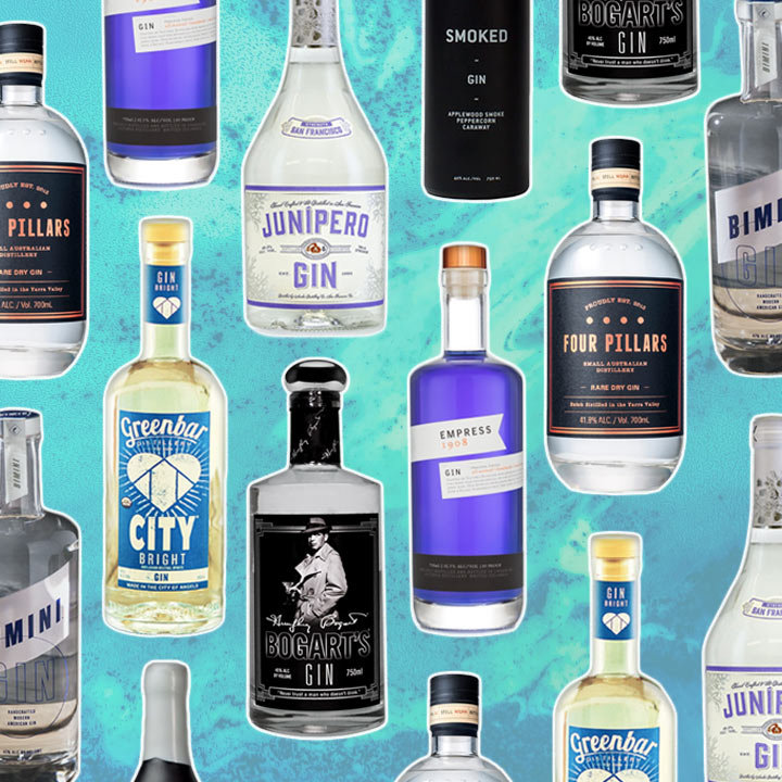 7 Great Gins To Drink Now