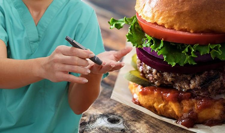 Type 2 Diabetes The Best Type Of Burger To Keep The Blood Sugar