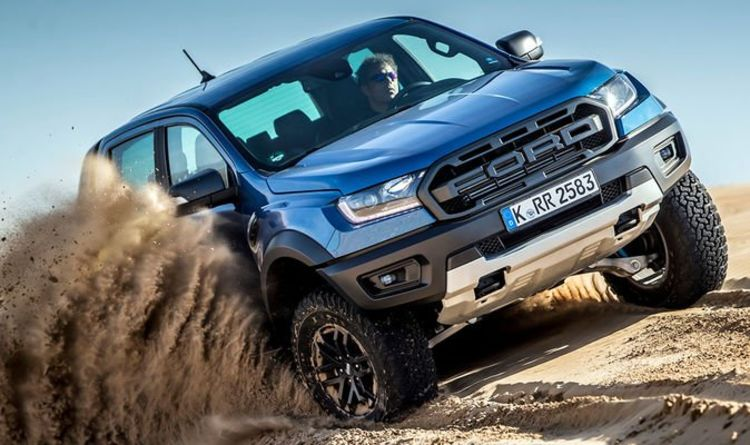new ford ranger raptor - uk release, price and full specs as ultimate  pick-up revealed