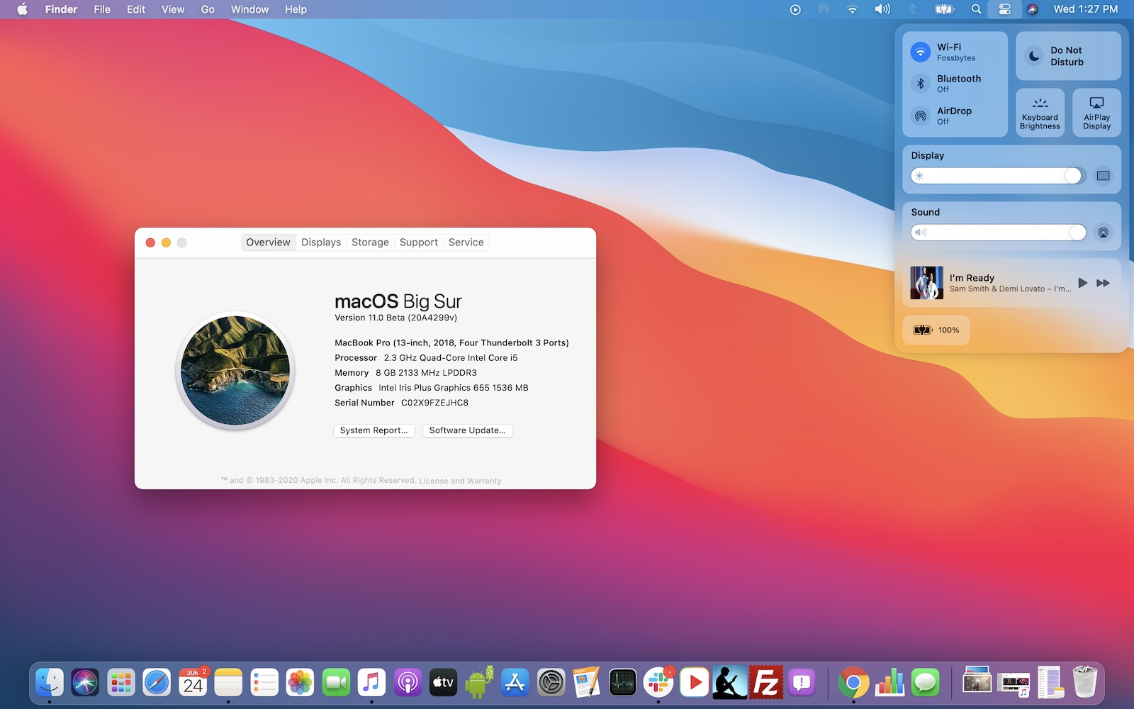 Apple macOS 'Big Sur' Theme Is Getting Ready For Linux Desktops
