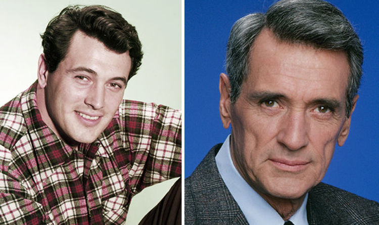 The secrets Rock Hudson took to his grave revealed in shocking new book