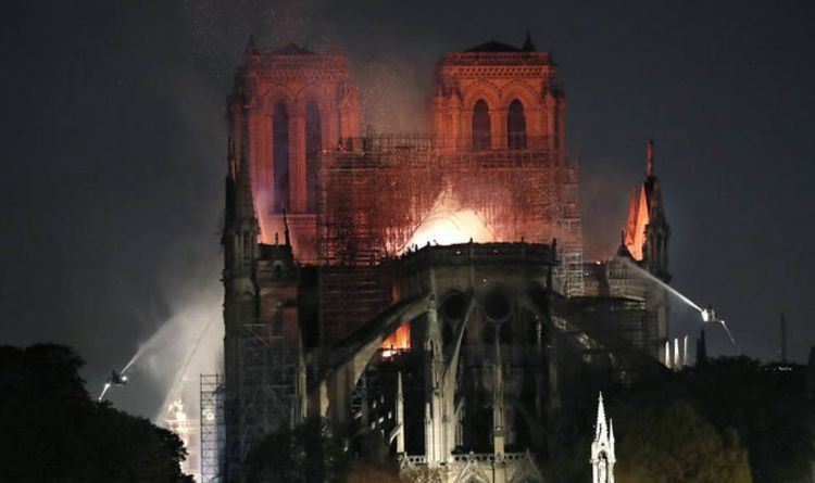 Notre Dame How Old Is Notre Dame Cathedral Will It Be Saved