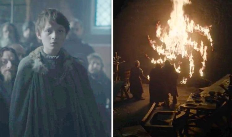 Game of Thrones season 8 Ned Umber death symbol explained
