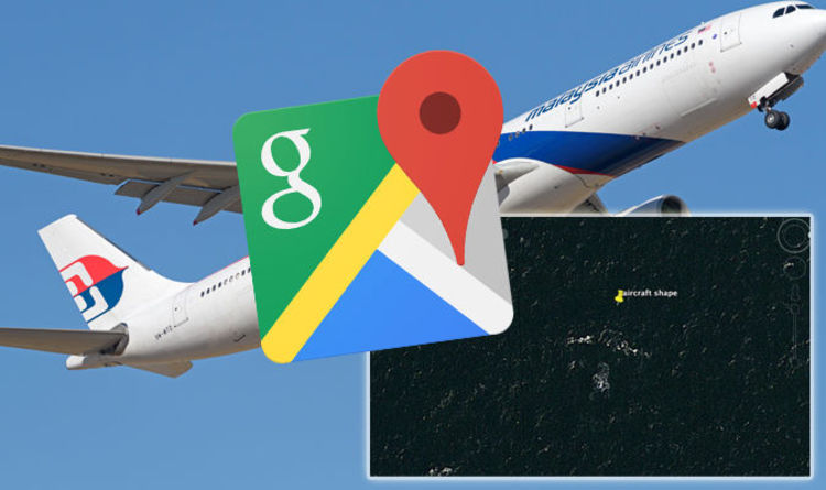 Google Maps: Flight MH370 found using google earth tool | Travel ...