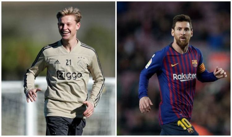 167ec9d29 Barcelona transfer news LIVE  Transfer chiefs fly for midfielder talks