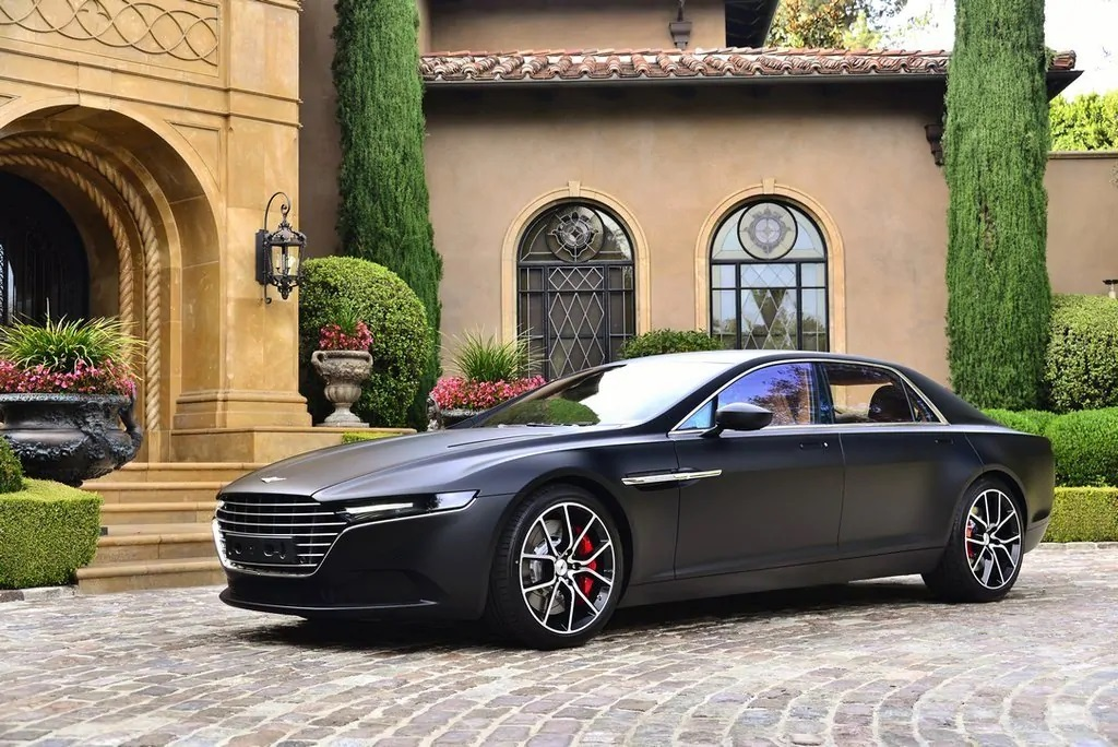 2018 Aston Martin Lagonda Taraf For Sale