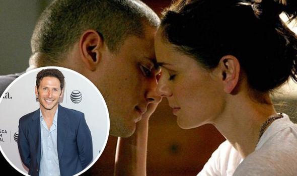 Wentworth miller and sarah wayne callies dating after divorce