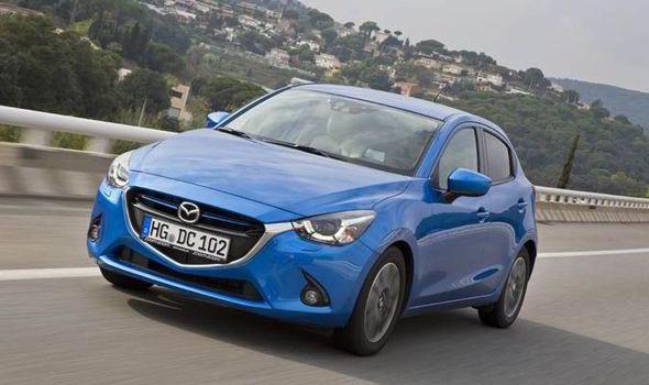motoring review: mazda 2 | express.co.uk