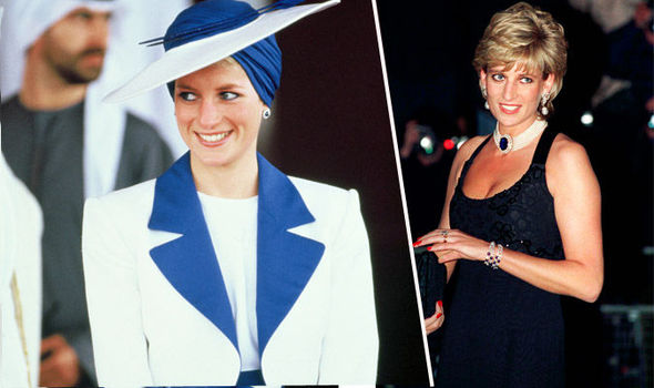Princess Diana S Timeless Look Still Setting High Street Trends Express Co Uk