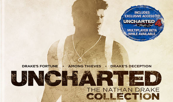 Naughty Dog Why The Nathan Drake Collection Only Includes Uncharted 4 Multiplayer Option Gaming Entertainment Express Co Uk