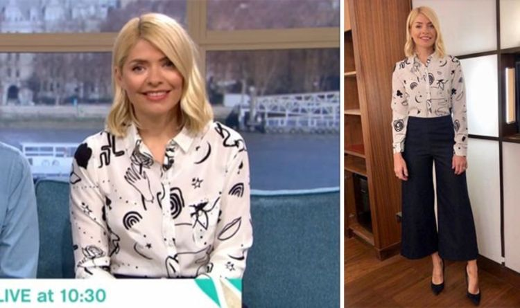 188b48a8ff9217 Holly Willoughby news  Where to buy Holly s This Morning outfit ...