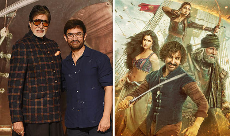Thugs of Hindostan streaming: How to watch the FULL movie online