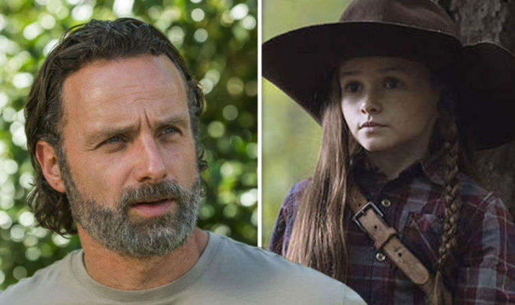 df38dbda040 The Walking Dead season 9  Rick Grimes exit to be followed by RETURN after time  jump