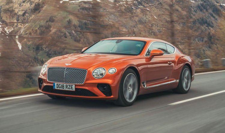 Bentley Continental Gt 2019 Review Price Specs And Pictures Express Co Uk