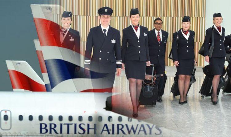British Airways rules exposed: What female BA cabin crew are