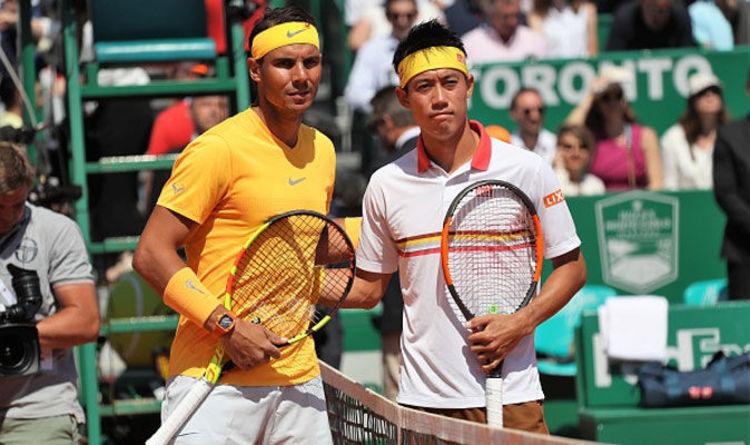Rafael Nadal Michael Chang Makes Bold Kei Nishikori Claim Ahead Of