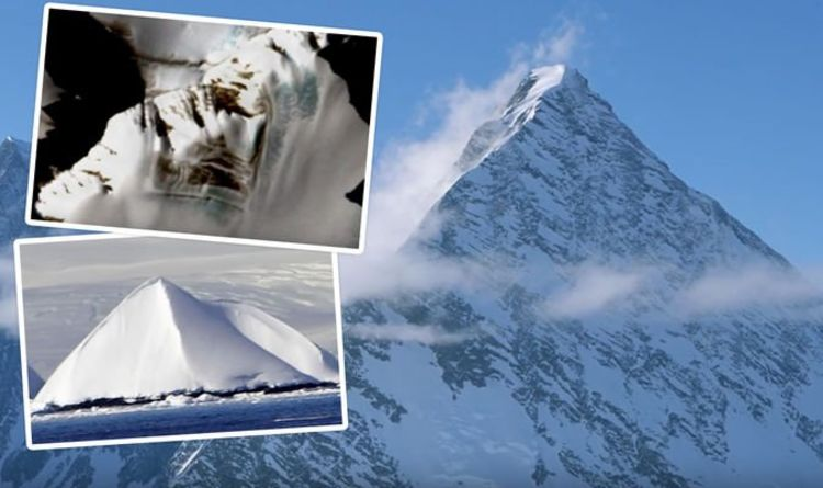 """Antarctica pyramids SHOCK"""" Oldest pyramids in the world are on"""