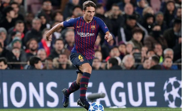 cef1741f487 Arsenal transfer news  Denis Suarez twist as Gunners to demand THIS deal  from Barcelona