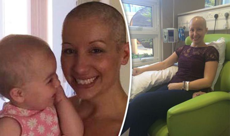 Breast Cancer Signs Baby Saved Mum After Finding Cancerous Lump While Breastfeeding Express Co Uk
