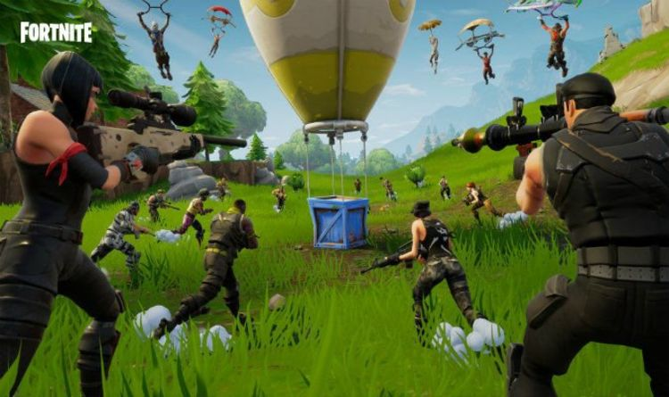Fortnite update 2 03 TODAY: Patch notes news and Epic Games