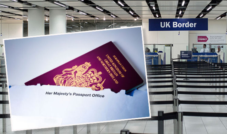 Passport Application What Id Do You Need To Apply For A Uk Passport